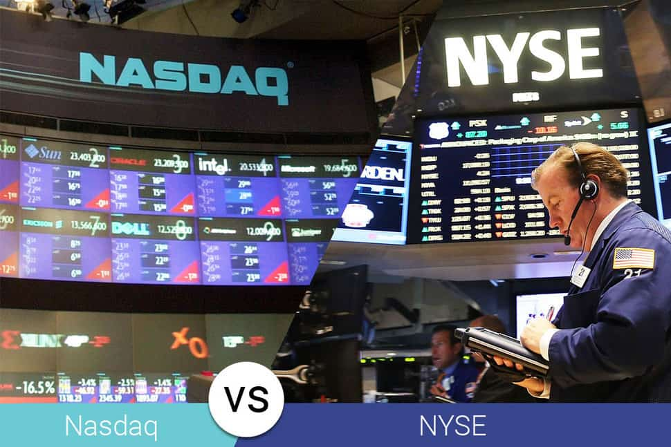 A comparison between the nyse and nasdaq