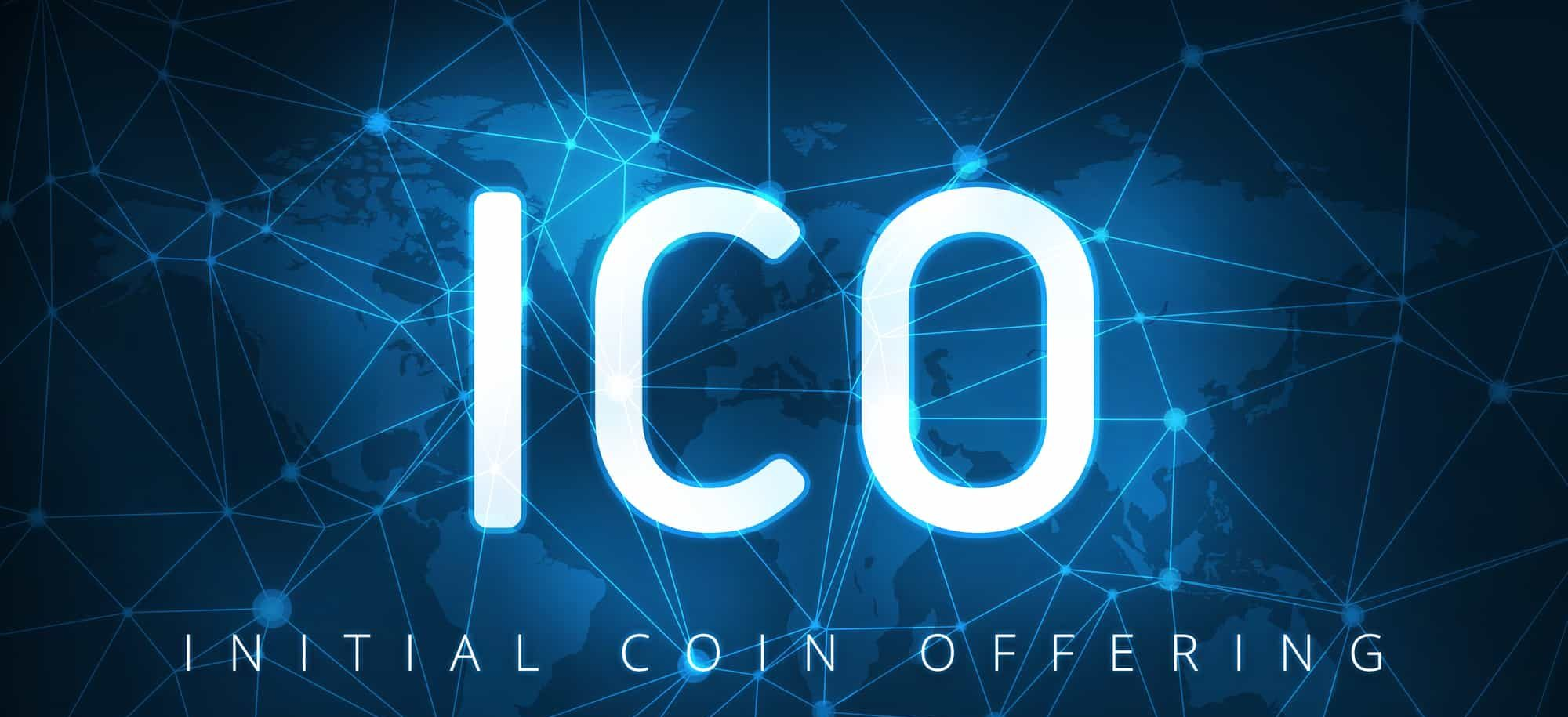 ICO initial coin offering PR marketing