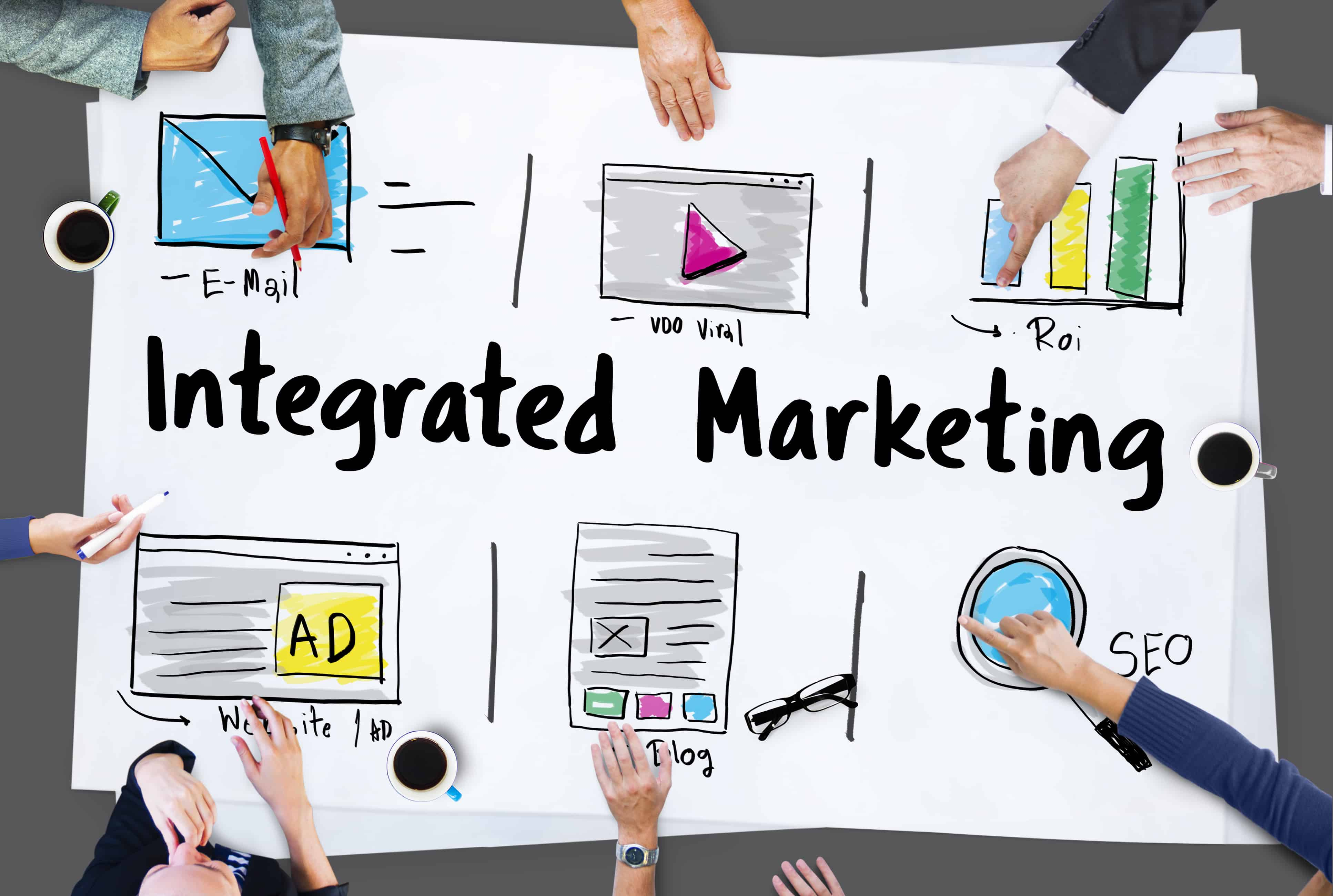 integrated marketing communications strategy KCD PR