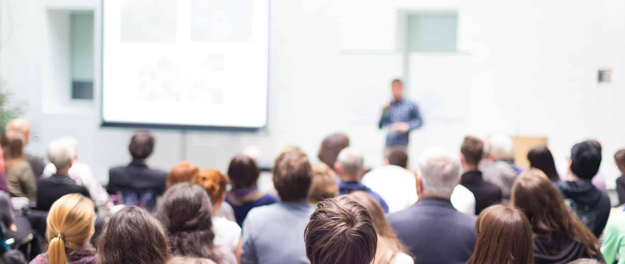 Repurpose conference presentation speech