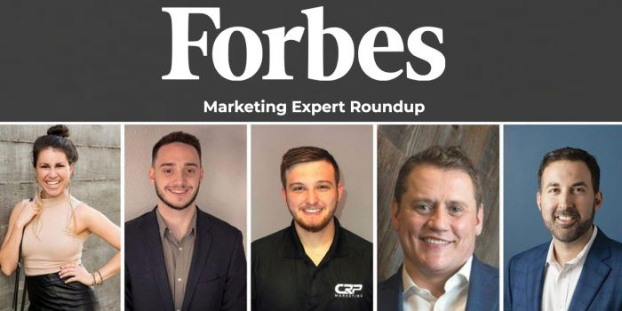 Kevin Dinino - Forbes Marketing Expert Roundup