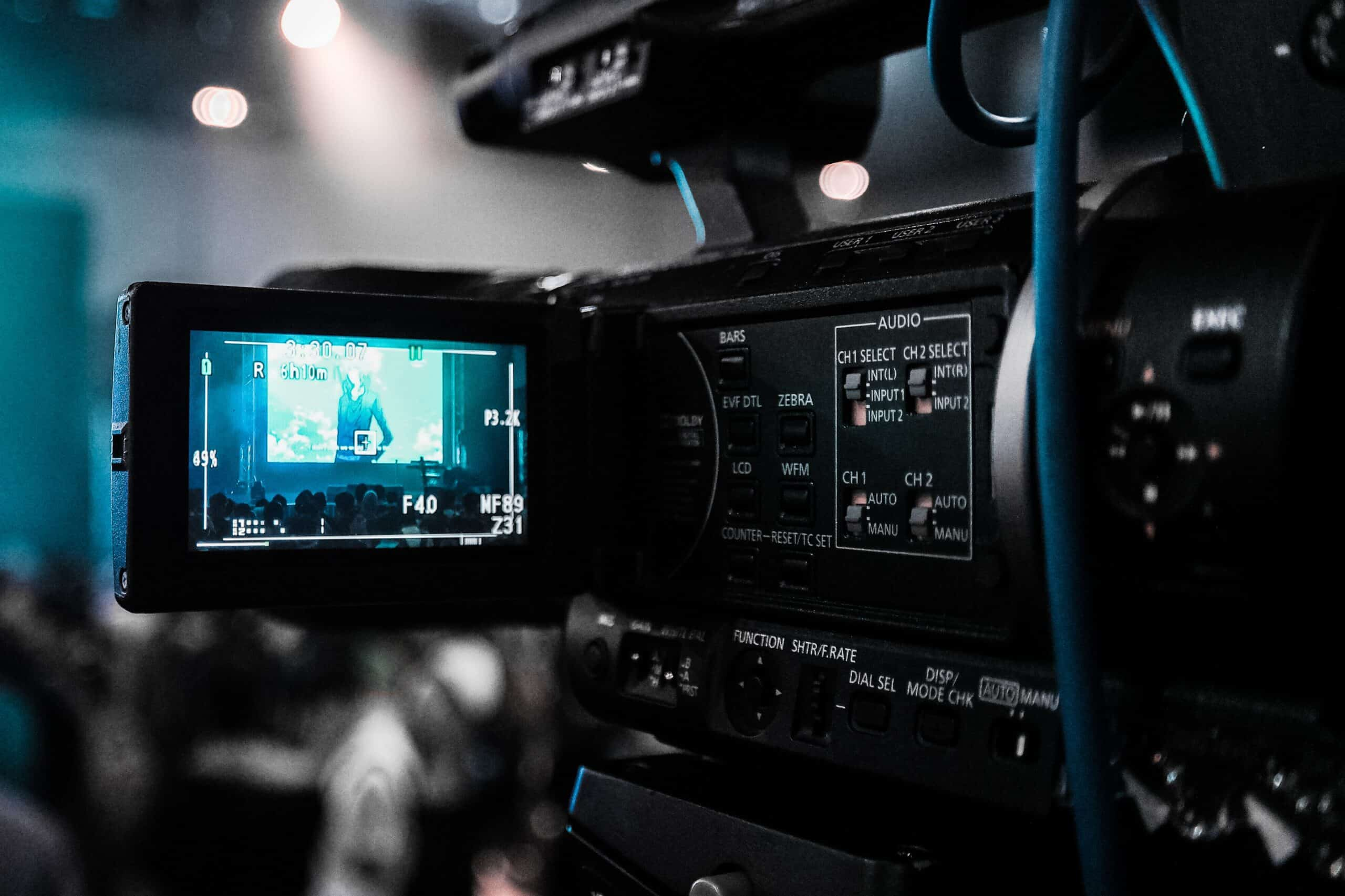 broadcast media interview