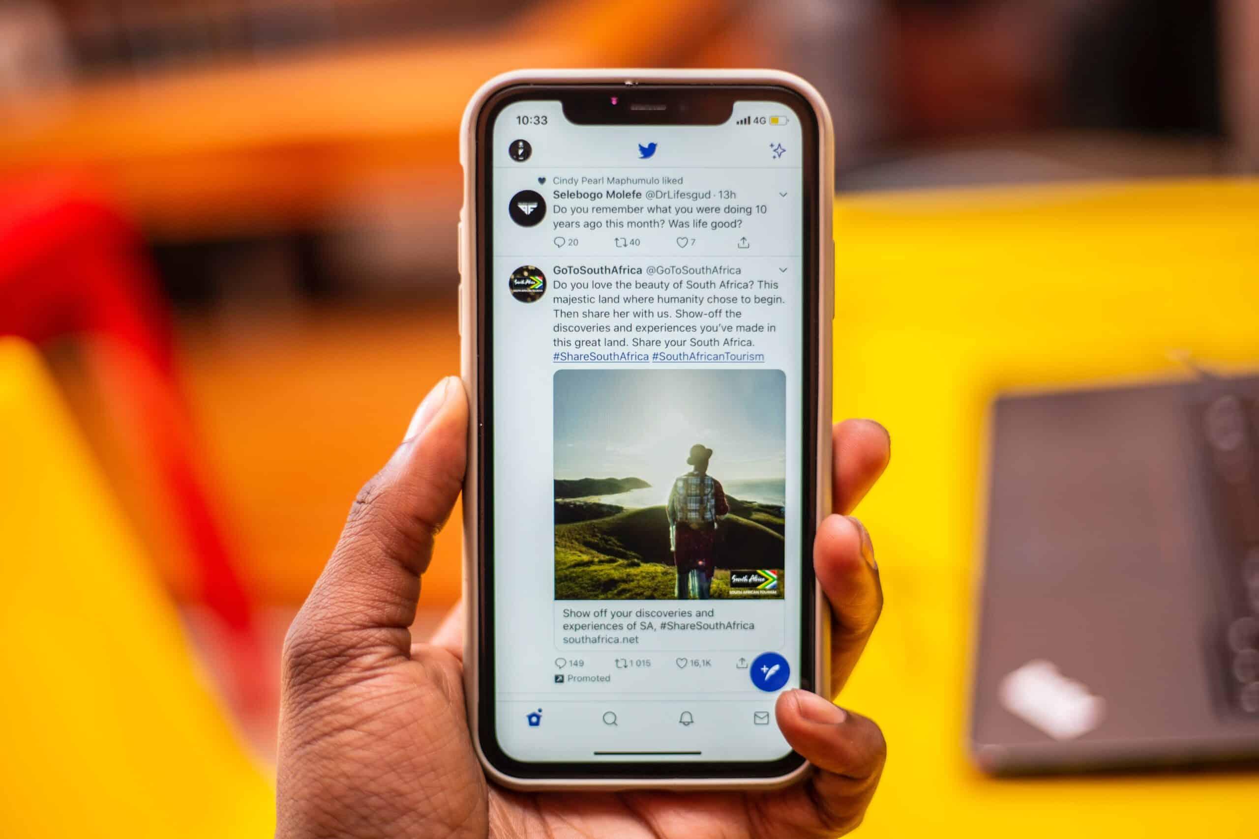social media enagement